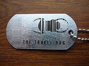 Travel Bug Front side