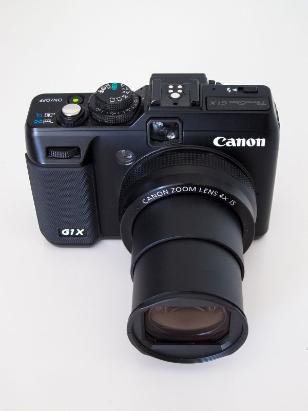 Canon PowerShot G1 X - Wikipedia