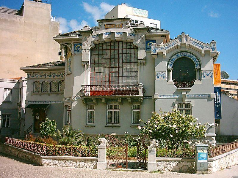 Casa-Museu Dr. Anastácio Gonçalves - Casa de Malhoa.JPG