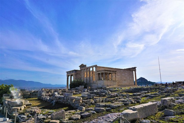 Erechtheion, Athens - Joy of Museum