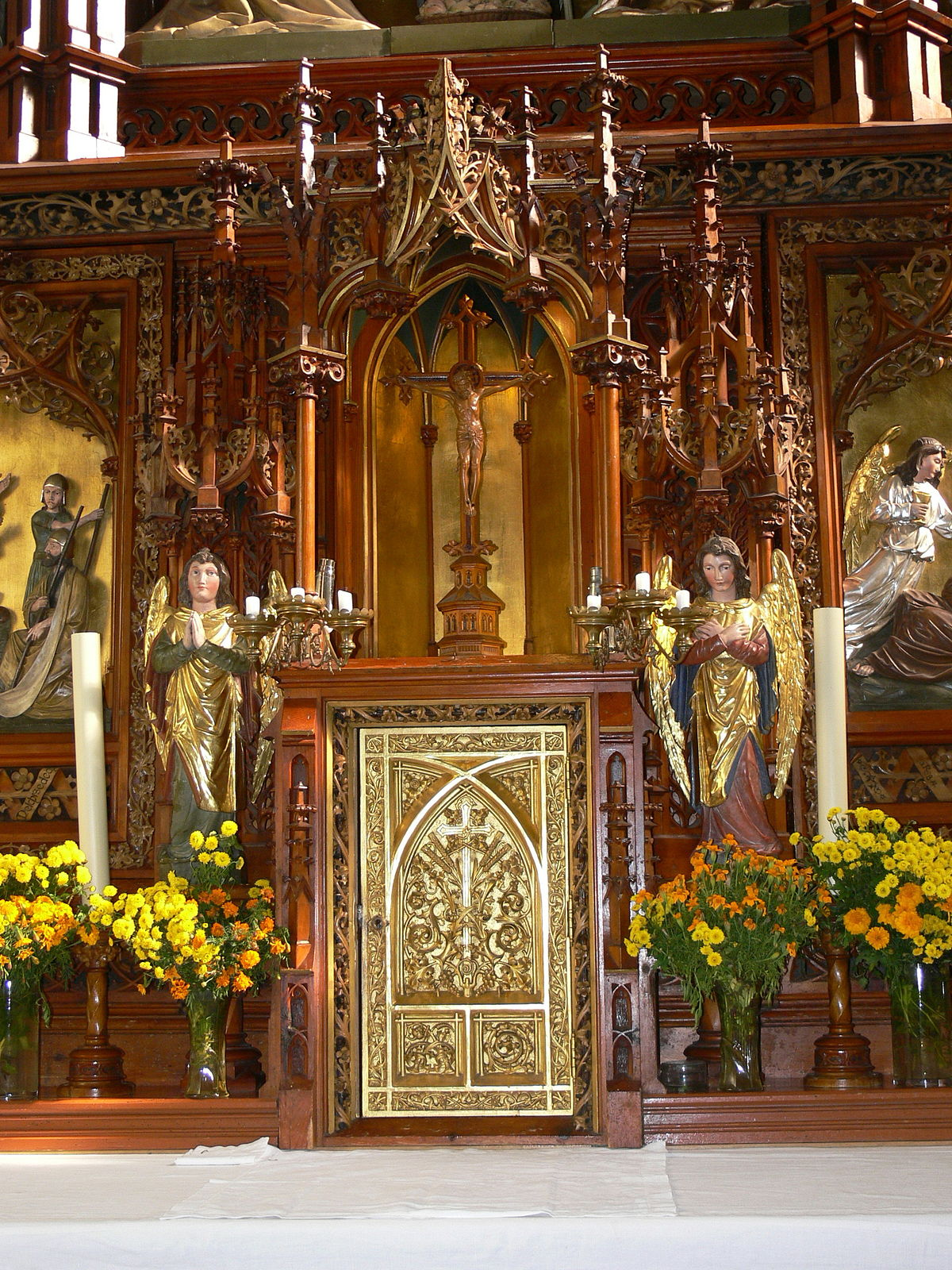 Tabernacle Meuble Wikipdia