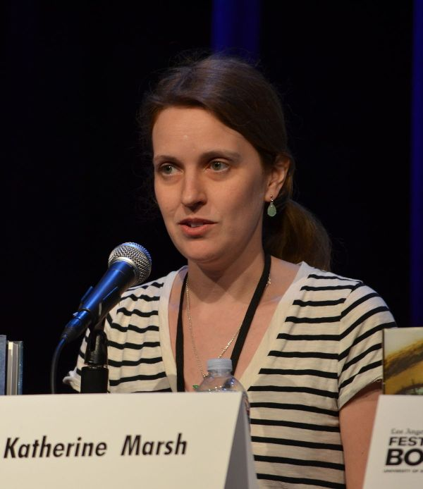 Katherine Marsh Wikipedia