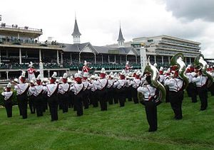 English: The University of Louisville Marching...