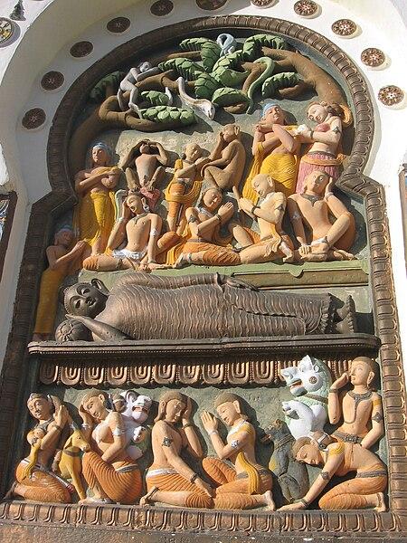 File:Shanti stupa mahanirvana.jpg