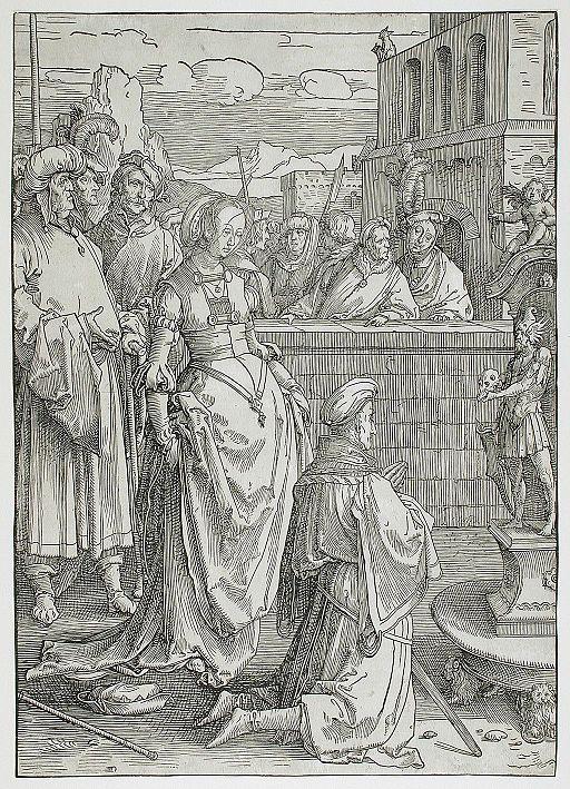 Solomon's Idolatry LACMA 60.53.1