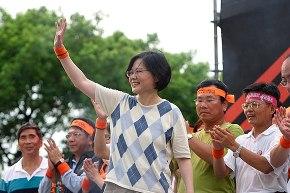Tsai in 2008