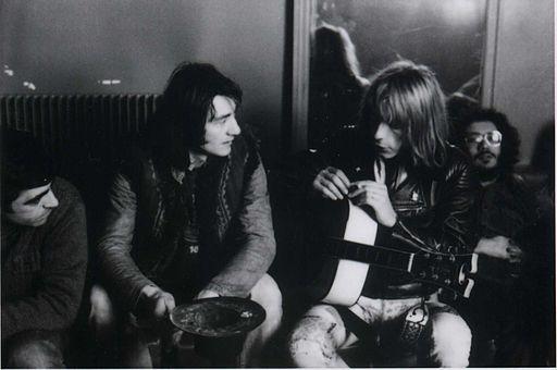 Alain Meilland et Renaud Printemps de Bourges 1978