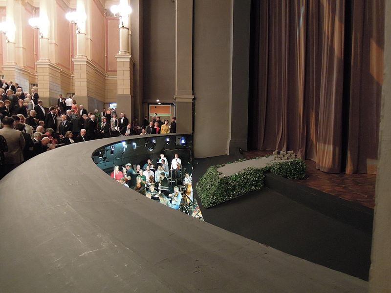 File:Bayreuth Festspielhaus orchestra pit.JPG