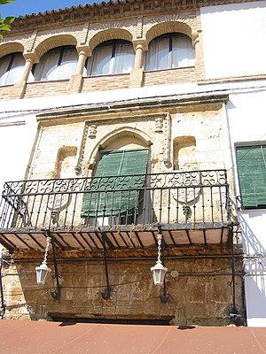 Casa del Corregidor in Marbella (built in 1552...