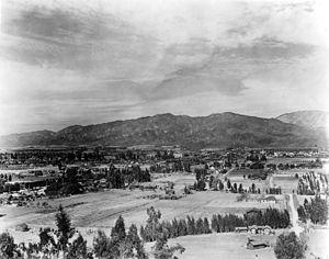 Glendale, California, 1910.