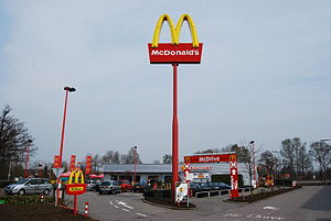 Nederlands: MCDonalds Winterswijk