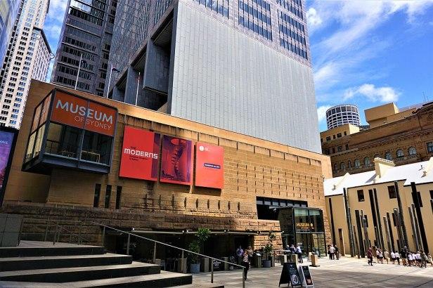 Museum of Sydney - Joy of Museum