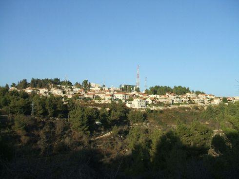 Unit 8200 base ora jerusalem