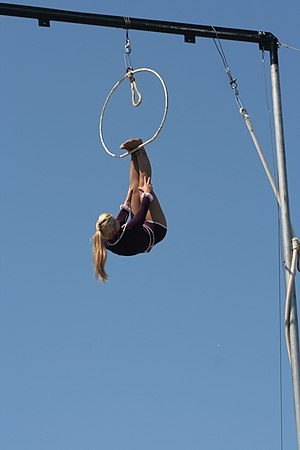 """""""Pirates of the Sky"""" aerialists act,..."""
