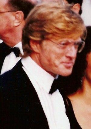 Français : Robert Redford au festival de Cannes.
