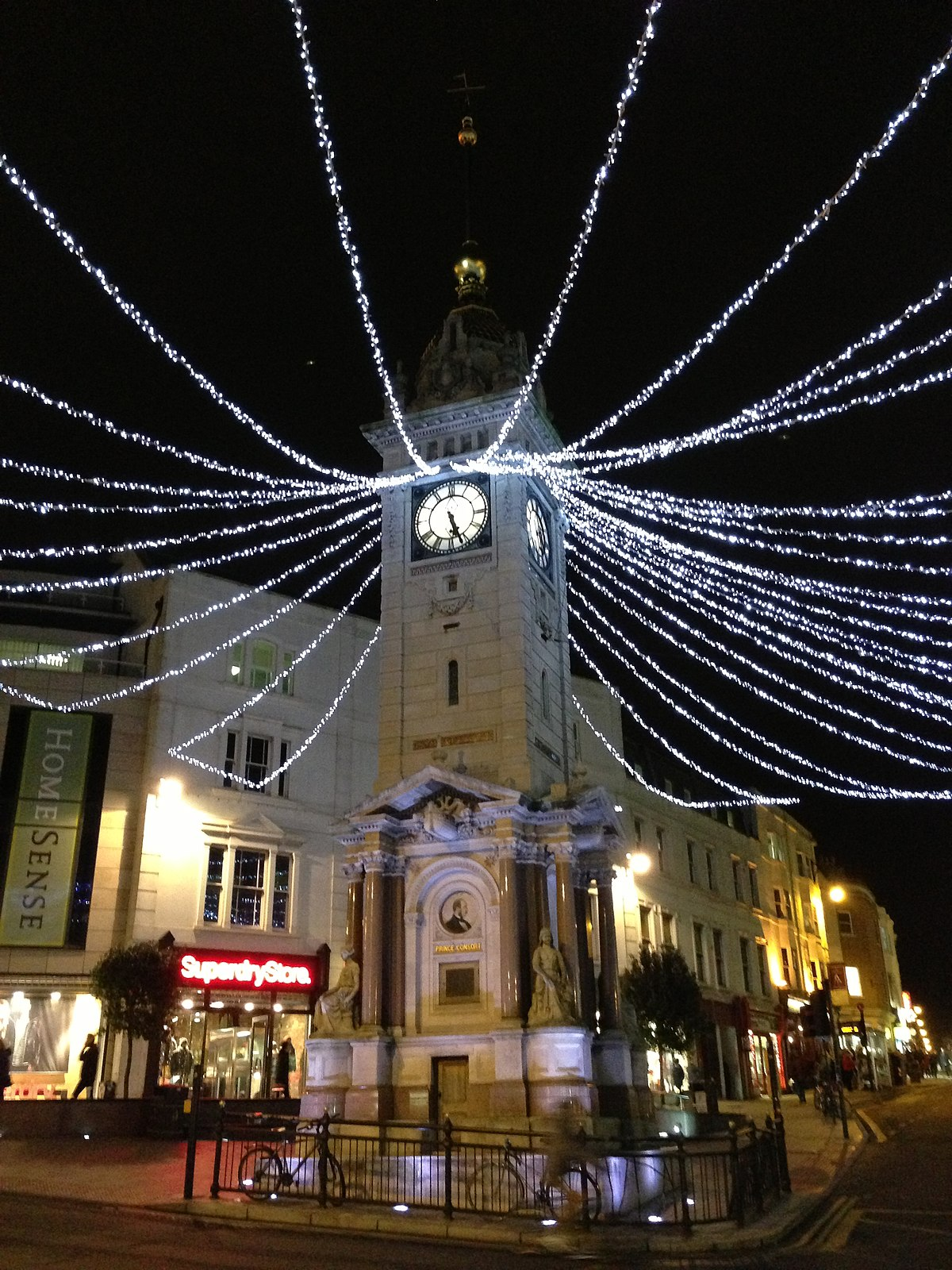 Clock Tower Brighton Wikipedia