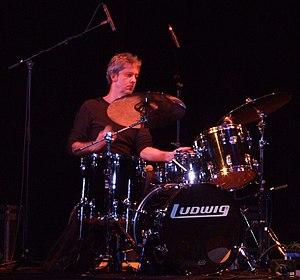 Tony Buck