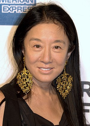 English: Vera Wang at the 2009 Tribeca Film Fe...