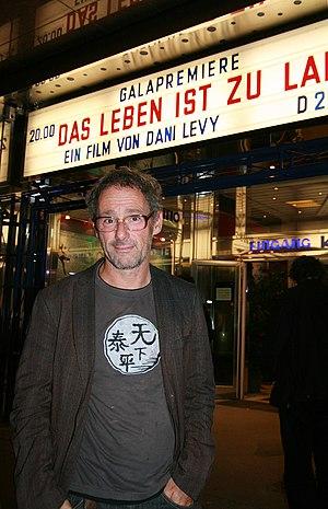 Deutsch: Dani Levy bei der Österreichpremiere ...