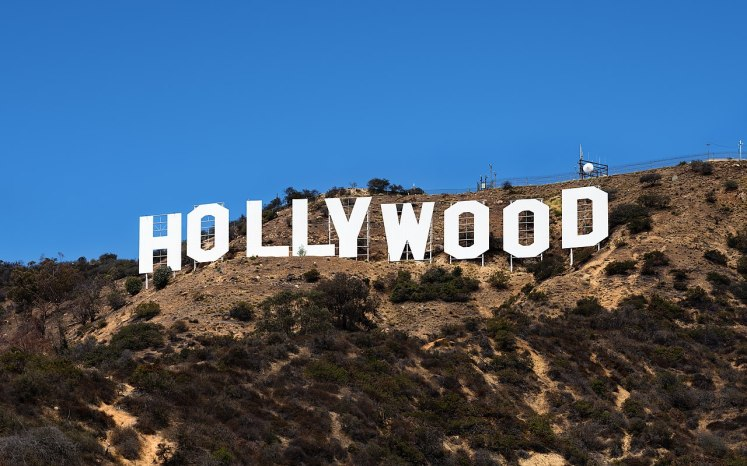 Resultado de imagen para foto de hollywood