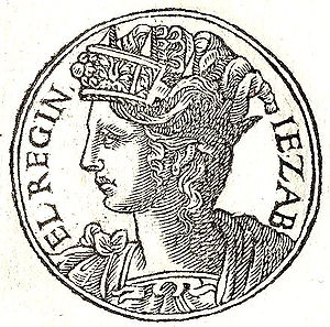 English: Jezebel is the Phoenician queen of an...