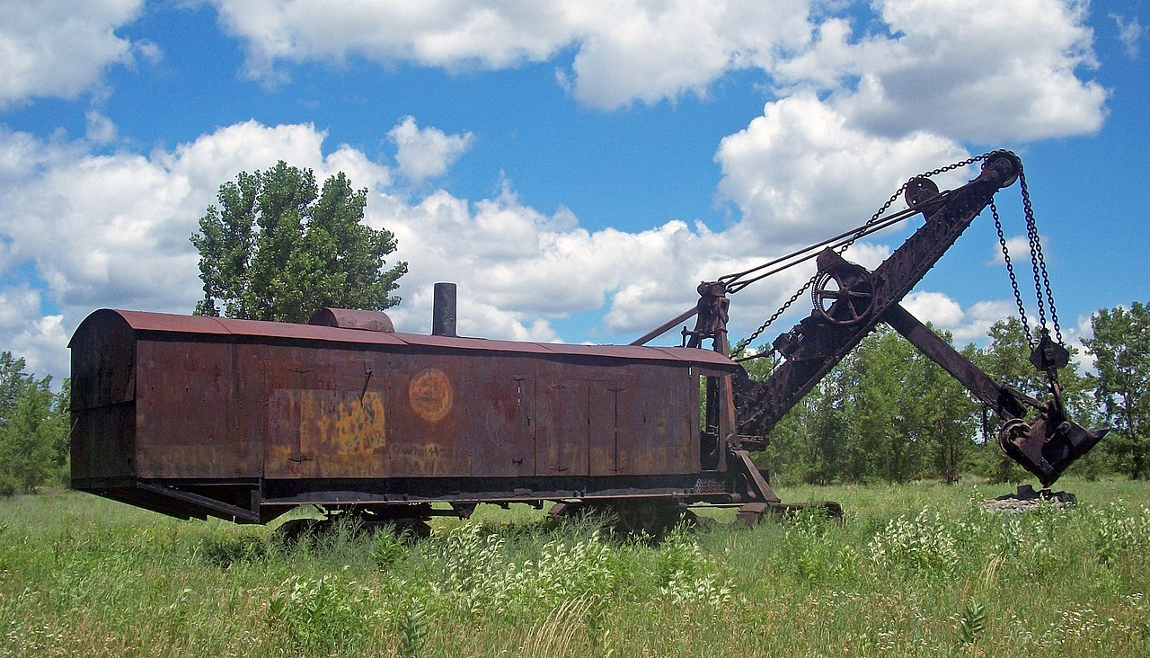 FileMarion Steam Shovel Le Roy NYjpg Wikipedia