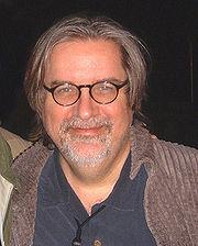 Matt Groening, creatore di Life in Hell, I Simpson e Futurama.
