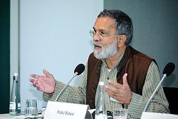 Praful Bidwai (Journalist, Aktivist, Indien) F...
