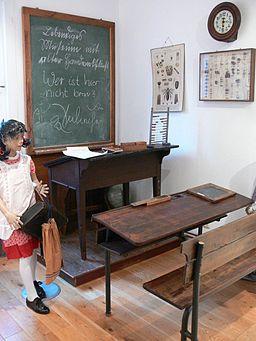 Altes Klassenzimmer