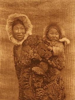 Edward S. Curtis Collection People 008