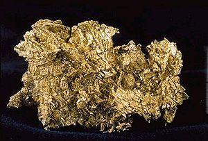 Crystaline Gold