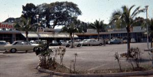 English: Ligunea Plaza, Kingston, Jamaica.