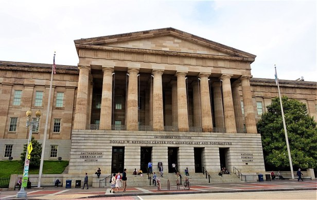 National Portrait Gallery, Washington - www.joyofmuseums.com - exterior