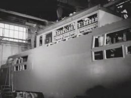 Bestand:Overdracht van de eerste in Nederland gebouwde electrische locomotief Weeknummer 51-48 - Open Beelden - 78250.ogv