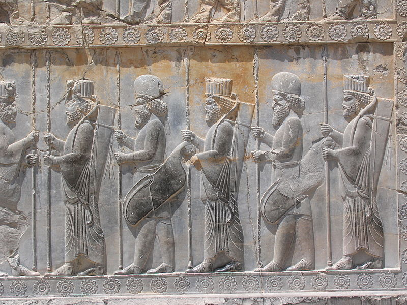 File:Persepolis carvings.JPG