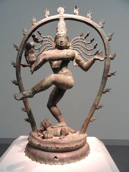 Shiva Nataraja (Lord of the Dance), Chola dynasty, c. 990 AD, Tamil Nadu, India, bronze - Freer Gallery of Art - DSC05147