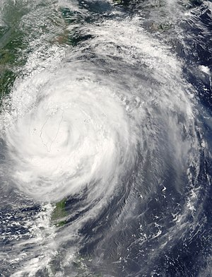Typhoon Haitang 18 jul 2005 0220Z
