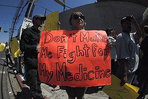 DEA raid on a medical marijuana dispensary in ...