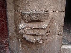 estatua del evangelio según san juan