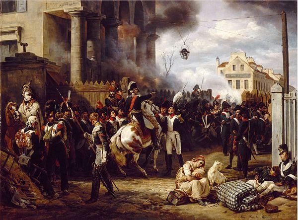 巴黎之戰 (1814年) - Wikiwand