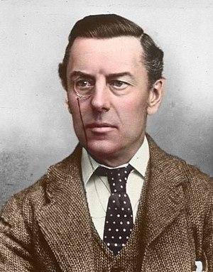 Joseph Chamberlain (1836 - 1914) was a British...