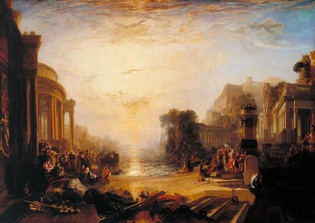 Joseph Mallord William Turner - The Decline of the Carthaginian Empire