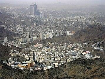 الآثار الإسلامية في مكة ويكيبيديا