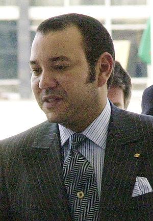 Mohammed VI of Morocco 2004