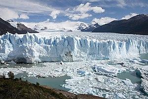 English: Perito Moreno Glacier, Patagonia, Arg...