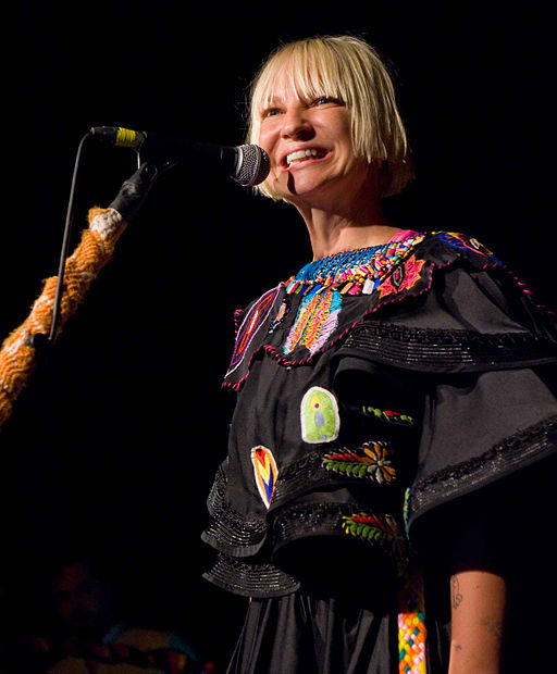 Sia at Seattle