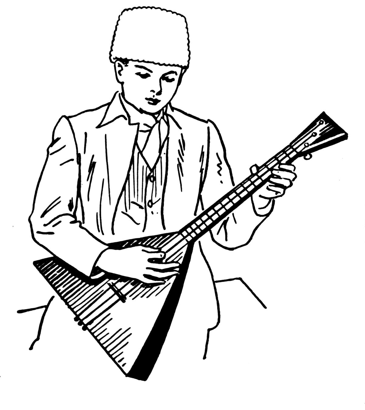 Balalaika Wiktionary