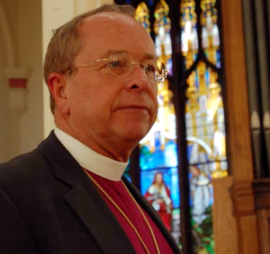 English: Bishop Gene Robinson of the Episcopal...