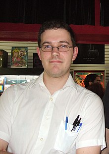 James Rolfe as The Angry Video Game Nerd