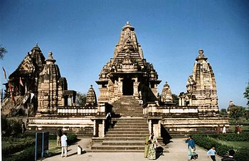 Lakshmana Temple - Khajuraho - India